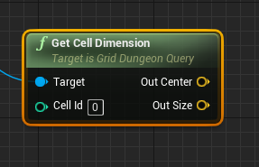 Get Cell Dimension